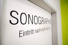 Sonographie Zimmer