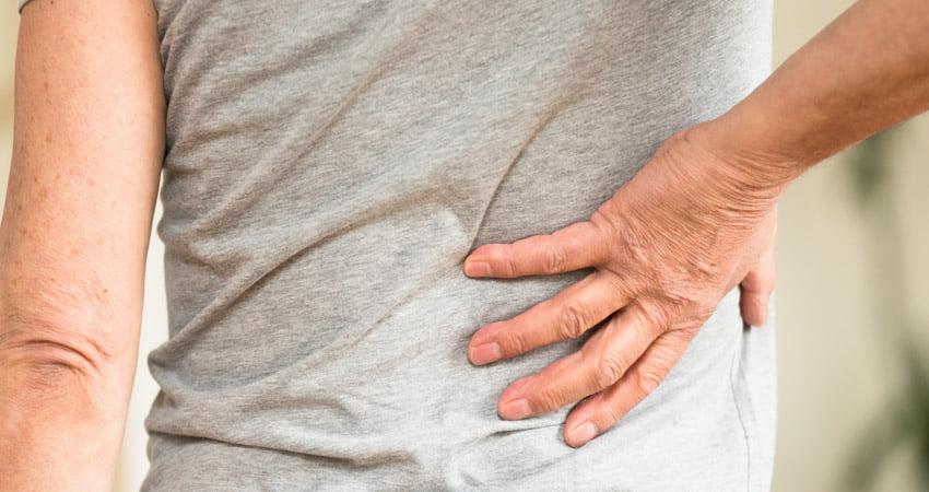 Schmerzbehandlung bei chronischen Rückenschmerzen