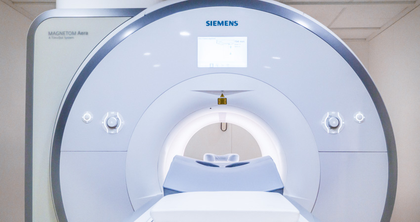 Mammographie Kernspin