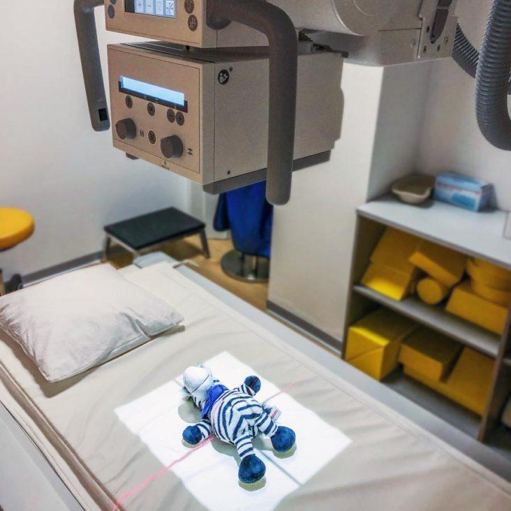neues Röntgengerät